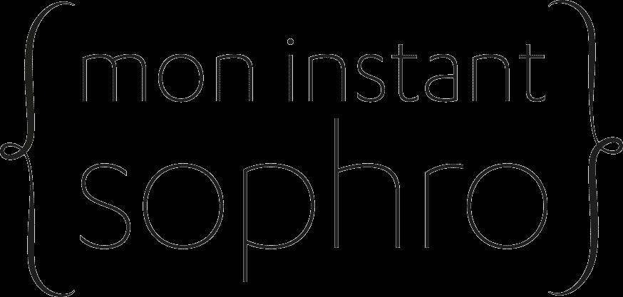 Logo mon instant sophro